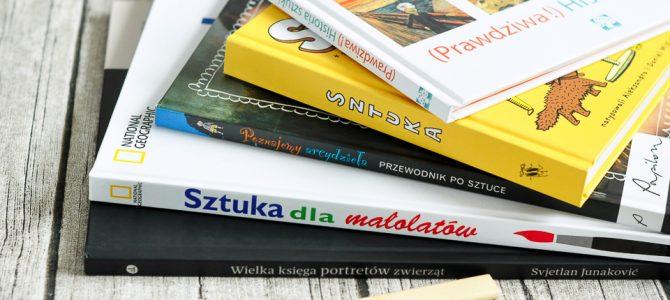 5 innych książek o sztuce (nie tylko) dla dzieci