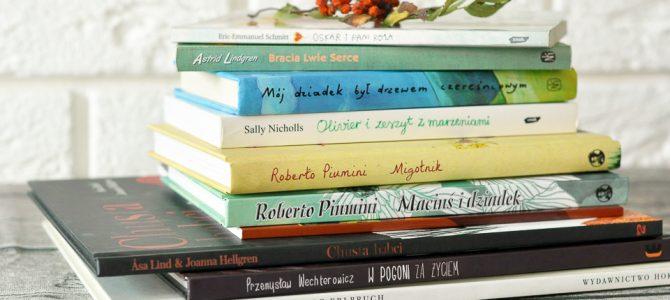 10 najpiękniejszych książek o umieraniu