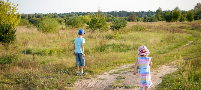 O pogodzie i odkrywaniu przyrody z dziećmi